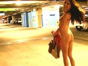 Lola parking lot streaking